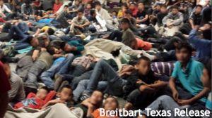Human trafficking Democrat style.
